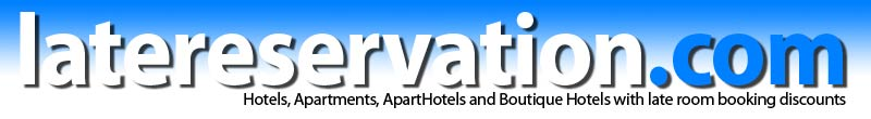 Last Minute Hotels - Hotels with last minute room reservation discounts